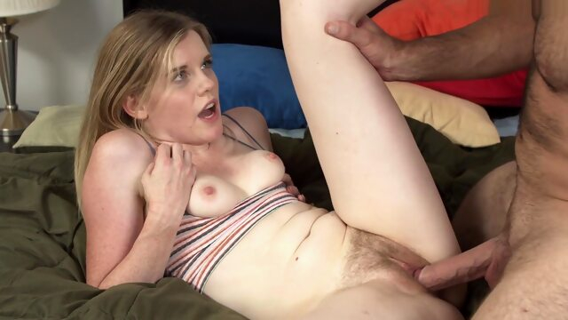 Nikki Sweet.. blonde hairy hd