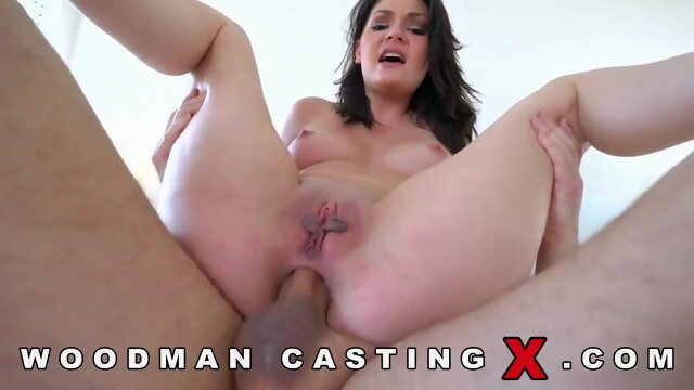 PW Jessica anal blowjob brunette