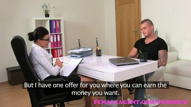 FemaleAgent... femaleagent amateur audition