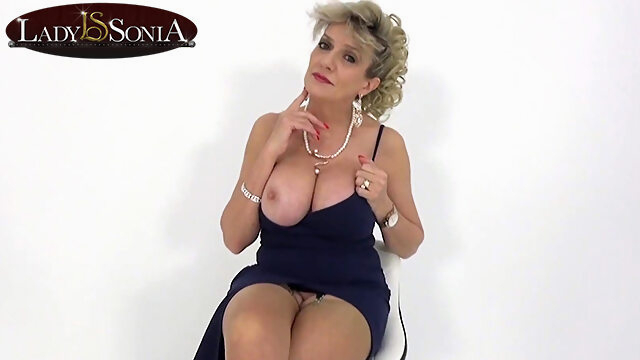 JOI fun with.. blonde mature pornstar